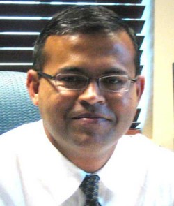 Reddy Chitepu, Interim Director, Dept. of Environmental and Engineering Services